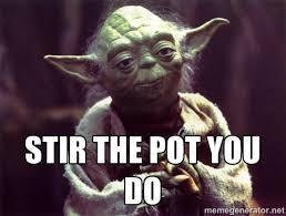 Yoda stir