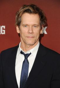"""NORTH HOLLYWOOD, CA - APRIL 29: Actor Kevin Bacon attends a screening and Q&A of """"The Following"""" at Leonard H. Goldenson Theatre on April 29, 2013 in North Hollywood, California. (Photo by Jason LaVeris/FilmMagic)"""