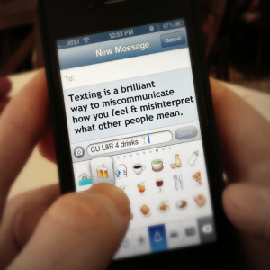 Texting-quote
