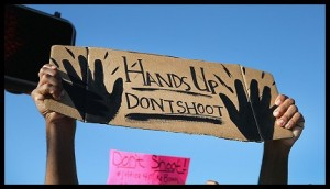 HandsUpDontShoot_FergusonMo_ProtestSign_081414