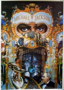 Michael Jackson Dangerous