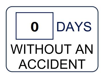 Days_Without_AccidentZEROA