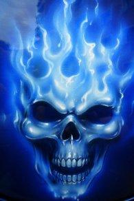 blueflameskull